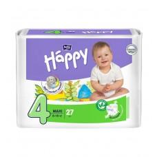 Подгузники Bella Baby Happy Maxi, 27 шт, 8-18 кг