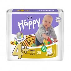 Подгузники Bella Baby Happy Maxi Plus, 25 шт, 9-20 кг